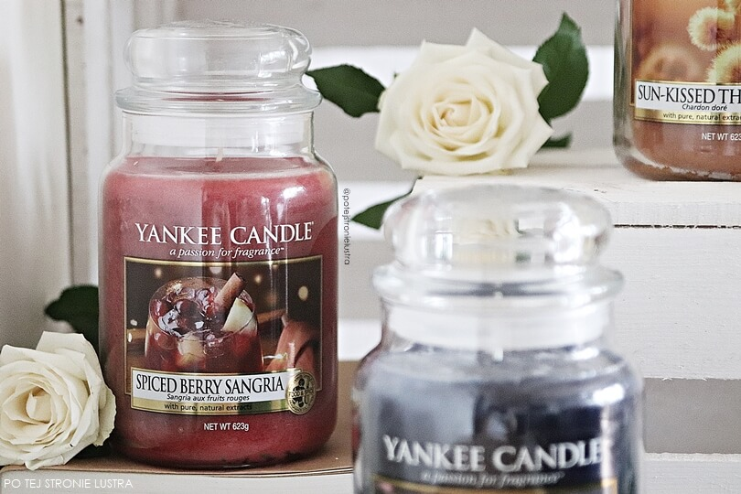 spiced berry sangria yankee candle