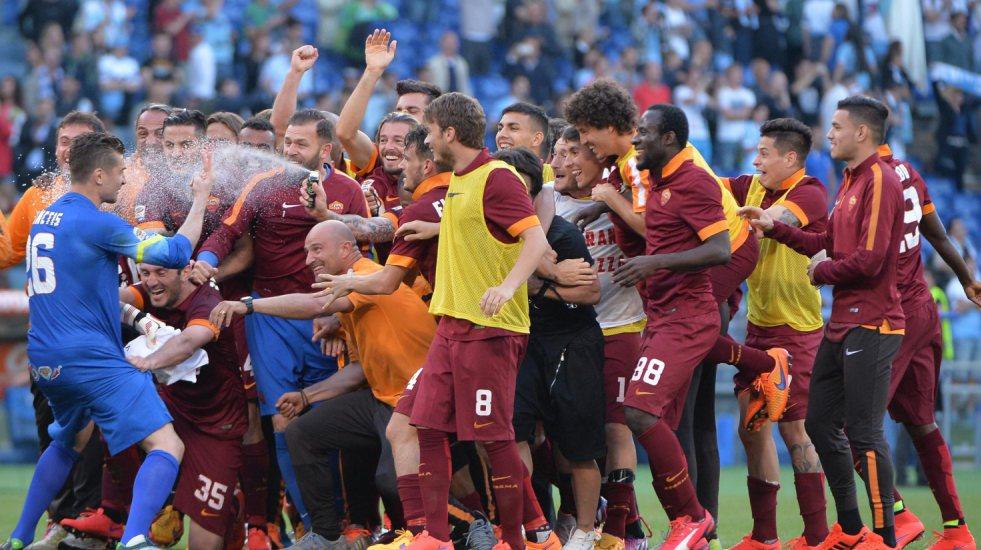 Assistir a jogos de futebol do Roma na Itália  160b35a40b64b