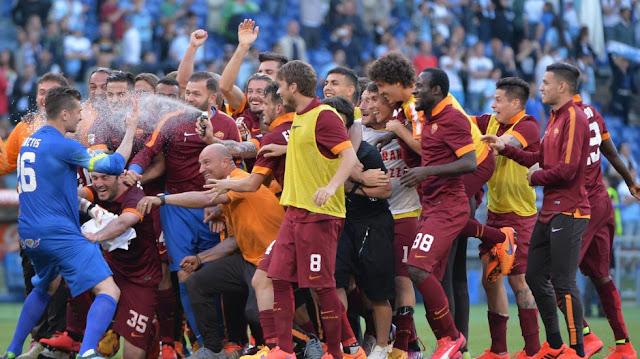 Assista a jogos do time de futebol Roma