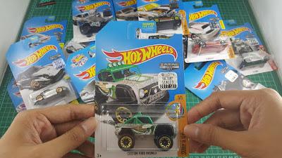 Hot Wheels Zamac Edition Custom Ford Bronco