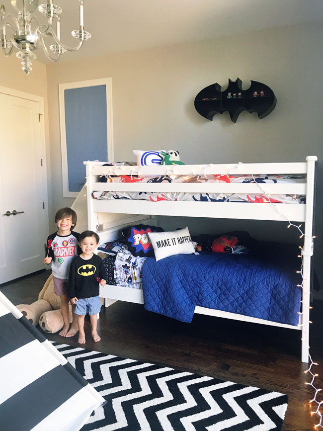 The RoomPlace Bunkbeds, Best Bunkbeds, Best Boy's Bed Room