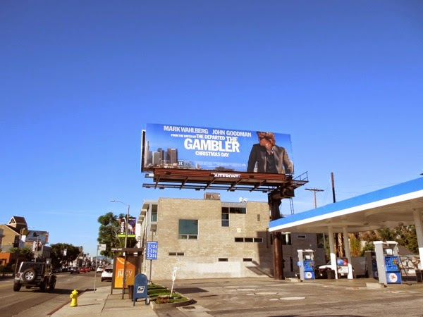 Gambler film billboard