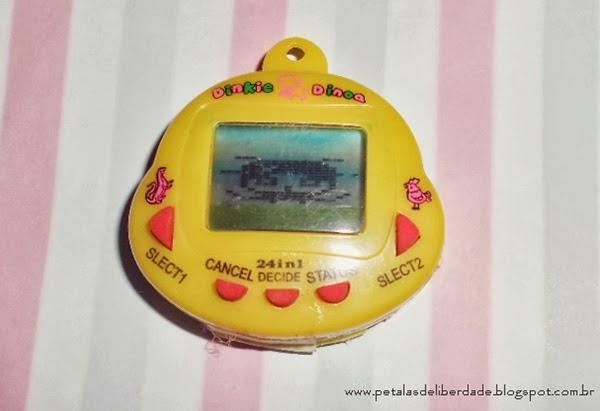 Tamagotchi, bichinho virtual, coisas dos anos 90