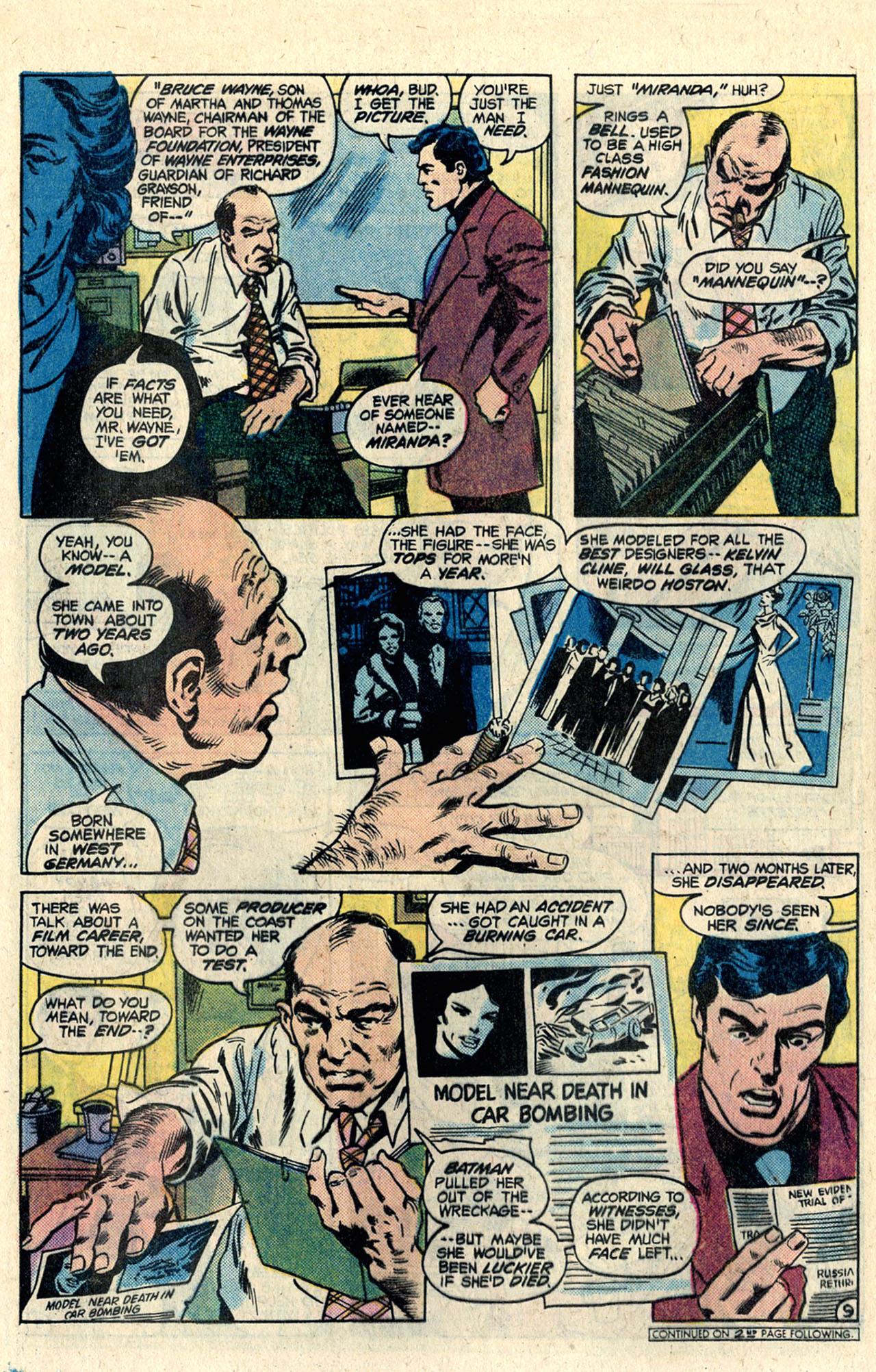 Detective Comics (1937) 507 Page 11