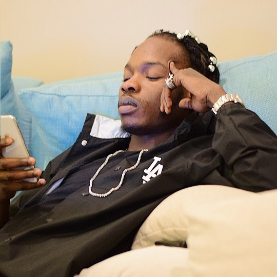 Internet Sparks As Naira Marley Get Arrested By EFCC On His Birthday