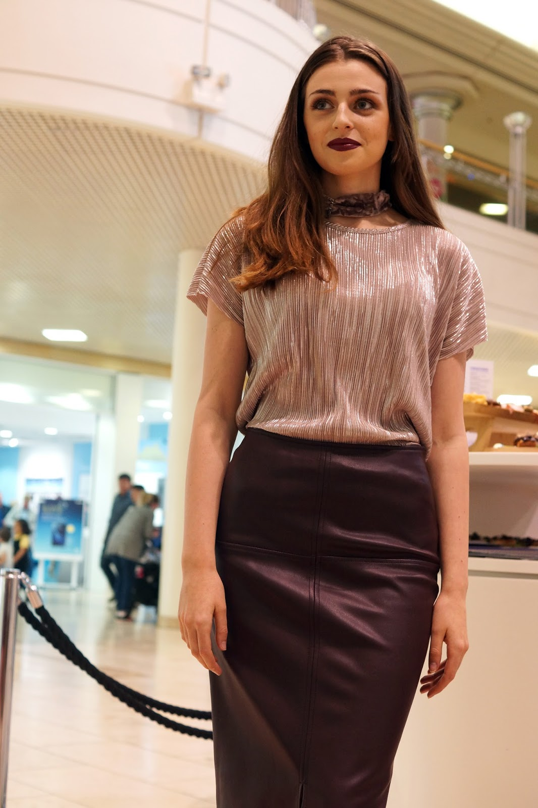 AW16 Style Intu Metrocentre Seasonal Trends North East Bloggers