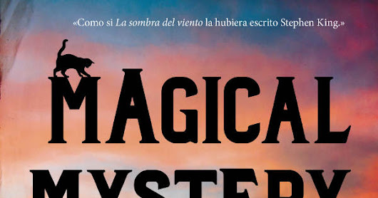 Magical Mystery Tour - Angela Pinaud