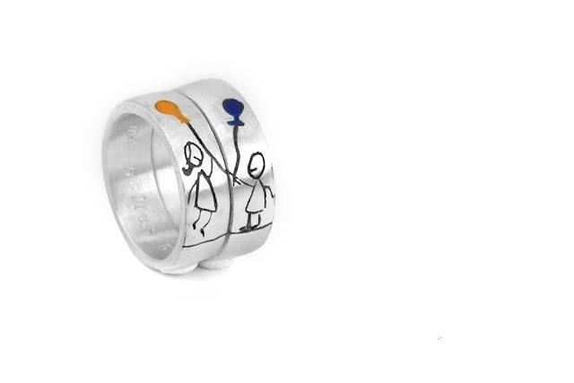 anillos de boda originales