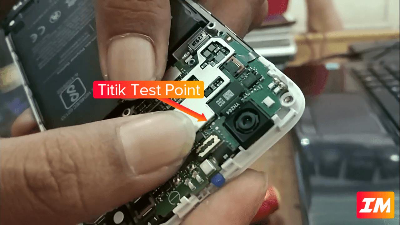 Test Point Xiaomi Redmi 4X