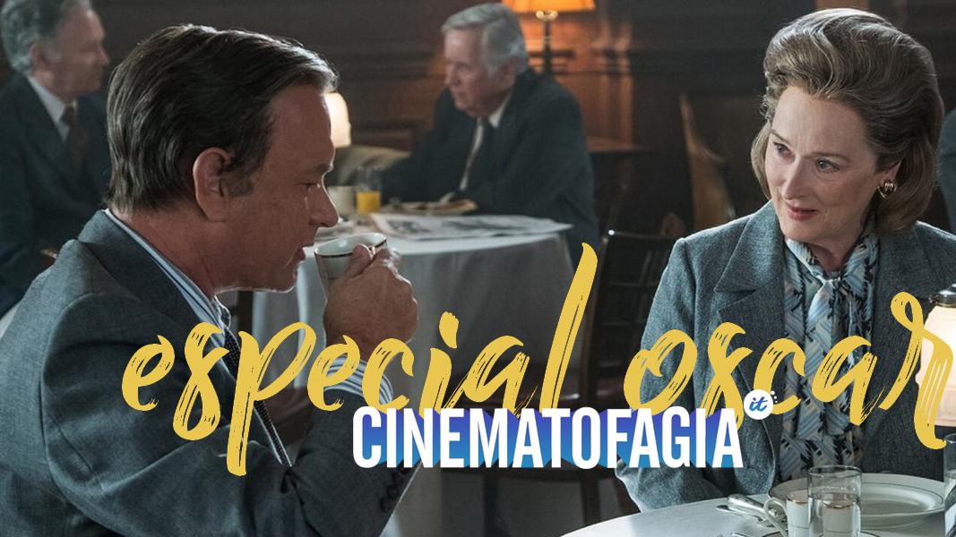 """""""The Post"""" é o ápice do piloto automático na carreira de Steven Spielberg, Tom Hanks e Meryl Streep, essa em sua 21ª indicação ao Oscar"""