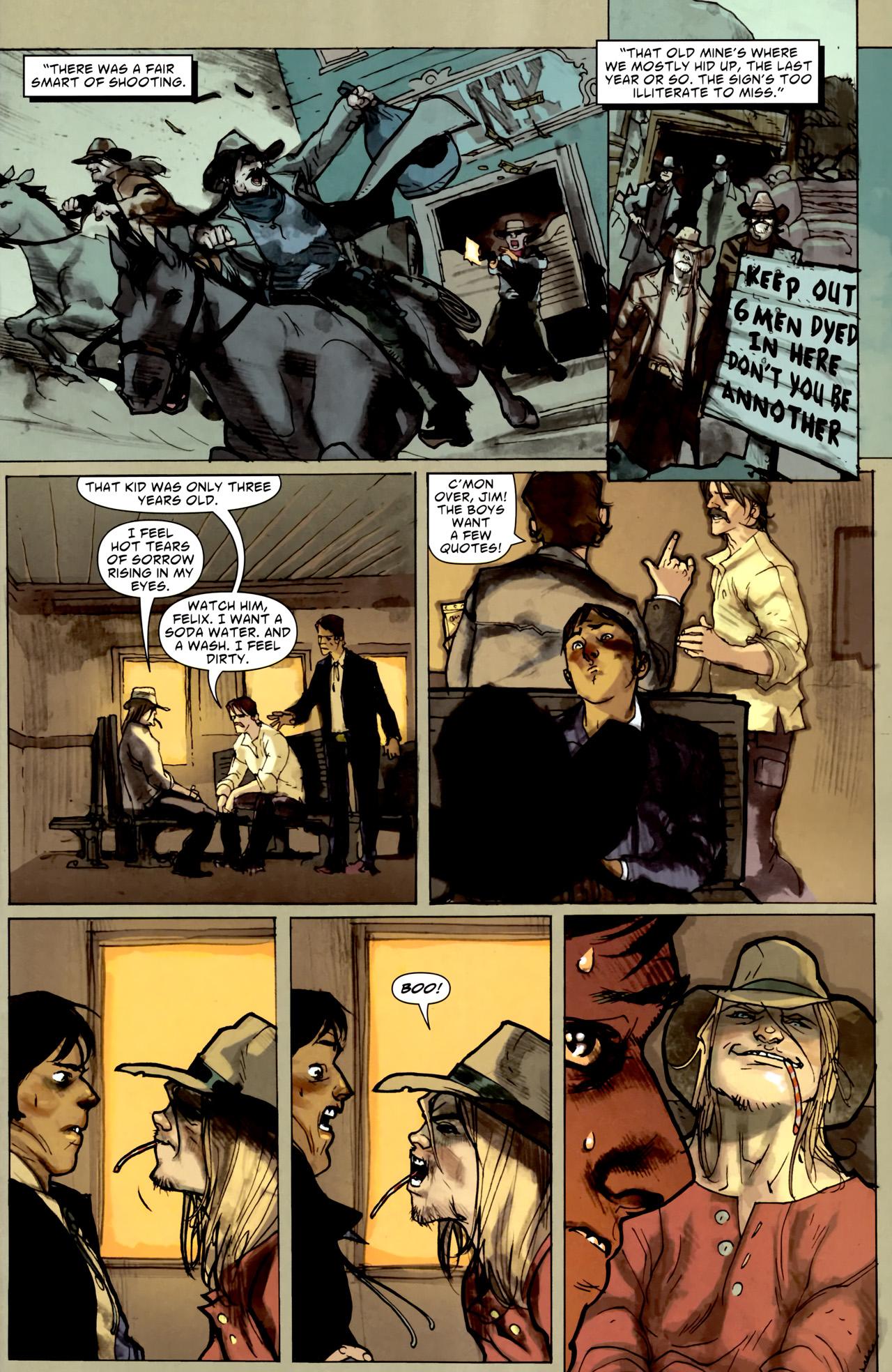 Read online American Vampire comic -  Issue #1 - 25