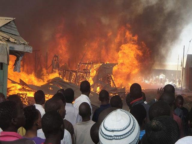 Boko Haram st mary catholic church abuja