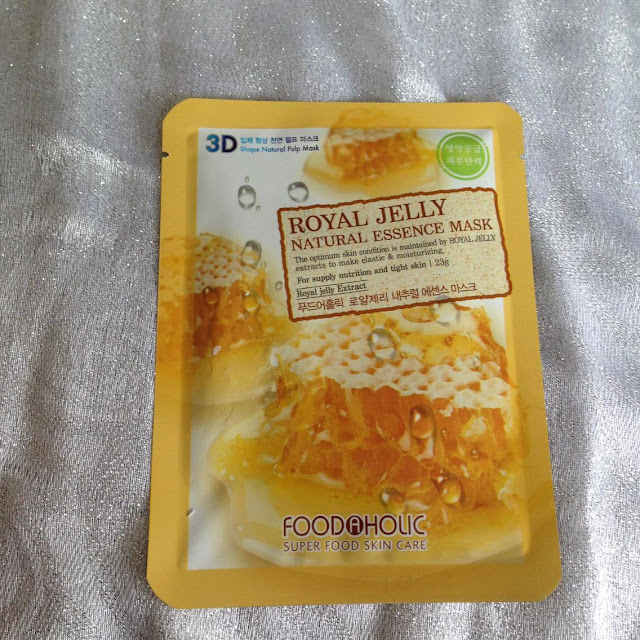Royal Jelly Foodaholic Mask