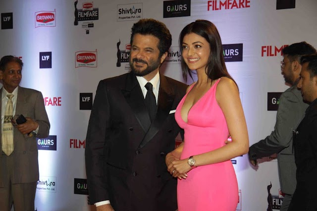 Bollywood Stars at 60th Filmfare Awards
