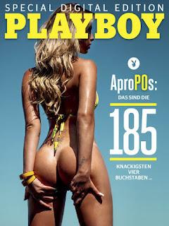 Revista Playboy Alemania – Edicion Especial AproPos 2017 PDF Digital