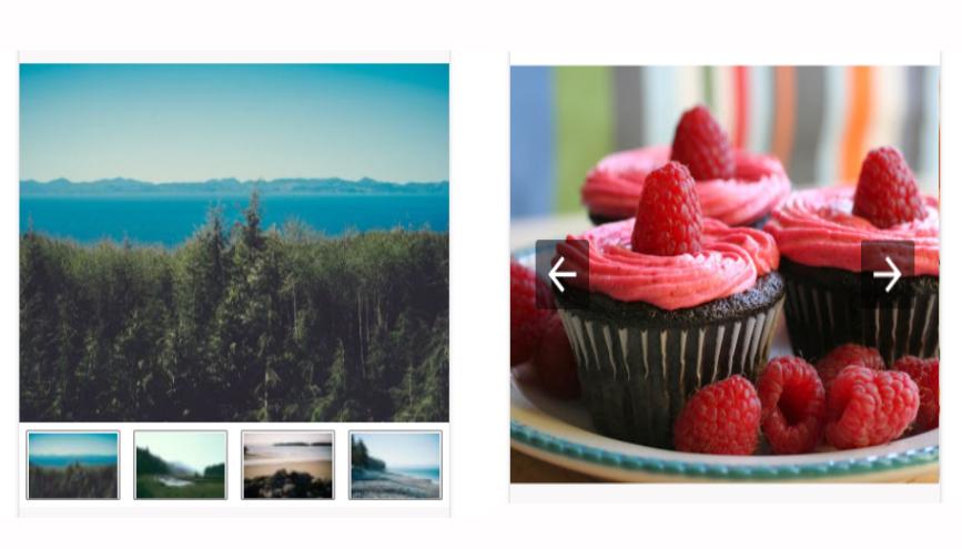 Cara Membuat Galeri Gambar di Blog AMP