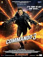 Commando 3 (2019) Full Movie Hindi 720p HDRip ESubs Download
