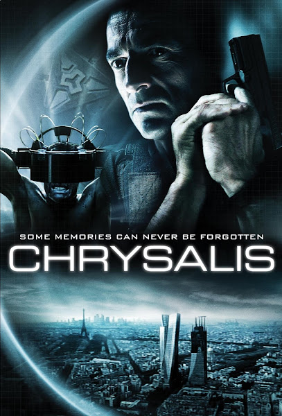 Poster of Chrysalis 2007 720p BRRip Hindi Dubbed Full Movie Download