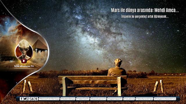 mehdi amca, Merih, Müslüman uzaylılar, Mars'lılar müslüman mı, Mehmet Fahri Sertkaya, akademi dergisi, Süleyman Hilmi Tunahan, UFO, Uzaylılar da insan mı?,