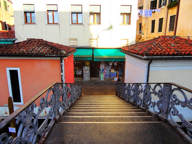 Strážní věže, Benátky, ghetto, vstup