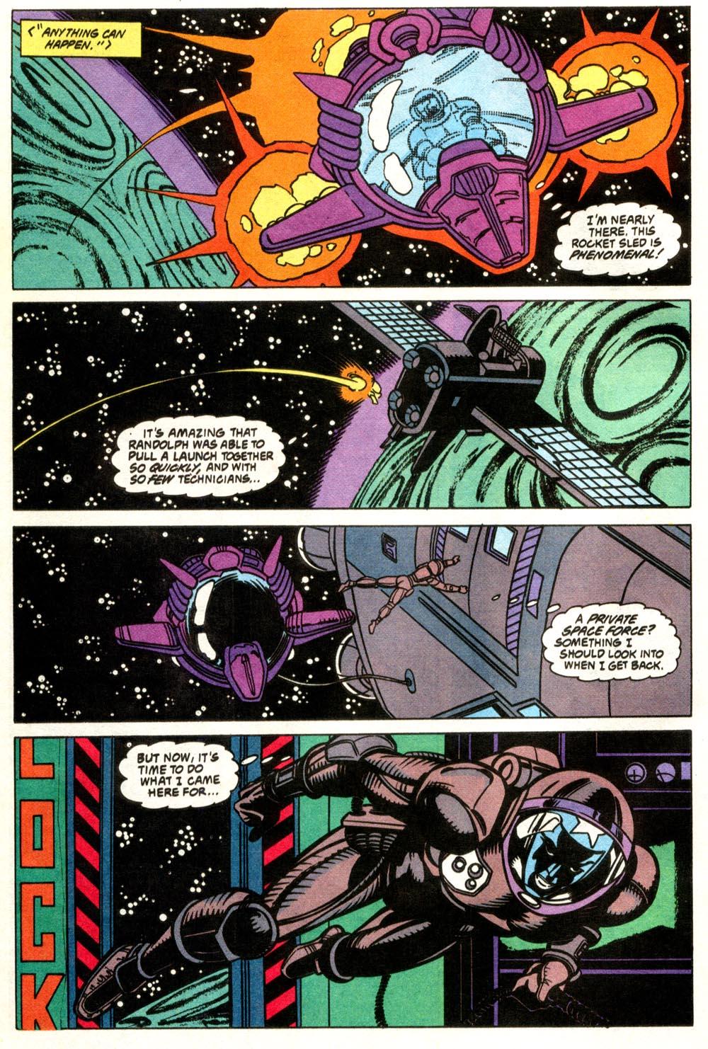 Read online Wonder Woman (1987) comic -  Issue #66 - 11