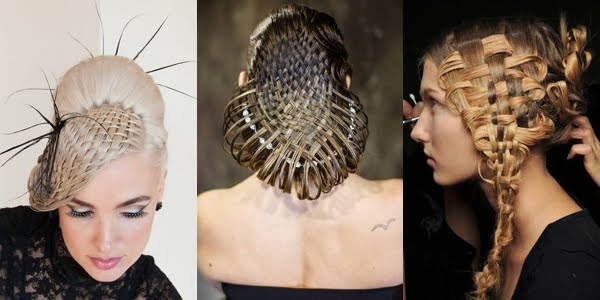 Impressive Basket Weave Braids