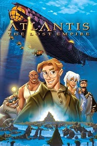 Watch Atlantis: The Lost Empire Online Free in HD