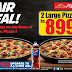 Pizza Hut Introduces the New Pair Deal