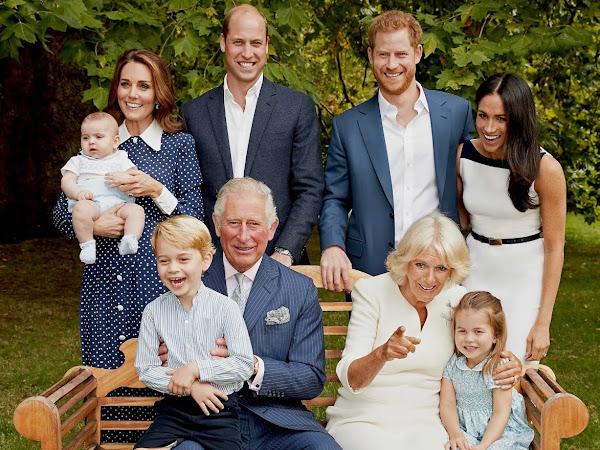 Piękne zdjęcia z okazji 70 urodzin księcia Karola!