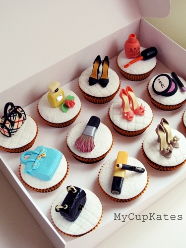 Girly Cake Decorations