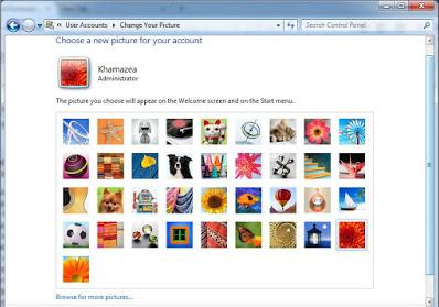 Tutorial Cara Mengganti Foto Profil Windows Pada Komputer/Laptop
