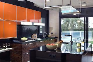 Cocina Casa de Diseno arquitectura