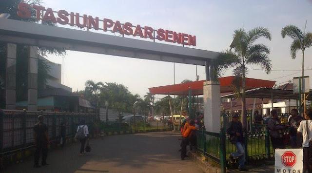 Jadwal KRL Pasar Senen