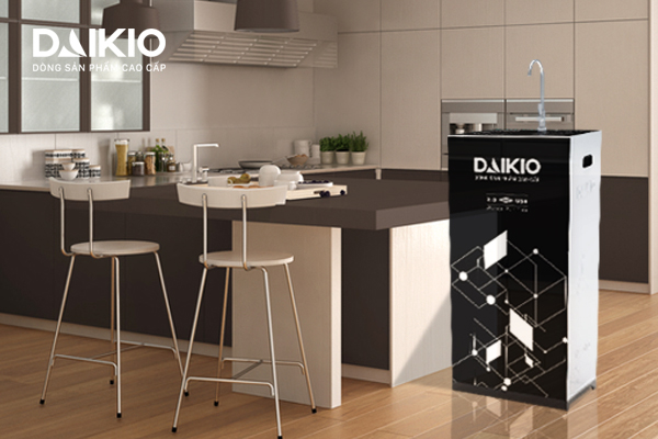 Máy lọc nước RO Daikio DKW-00005H cho ra nguồn nước uống tinh khiết