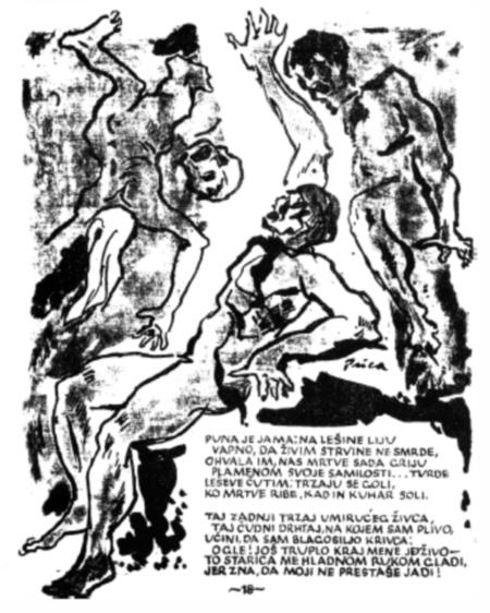 Abraxas 365 Dokumentarci Ivan Goran Kovacic Jama 1943