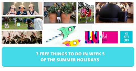 7 FREE Things To Do in Week 5 of the School Holidays