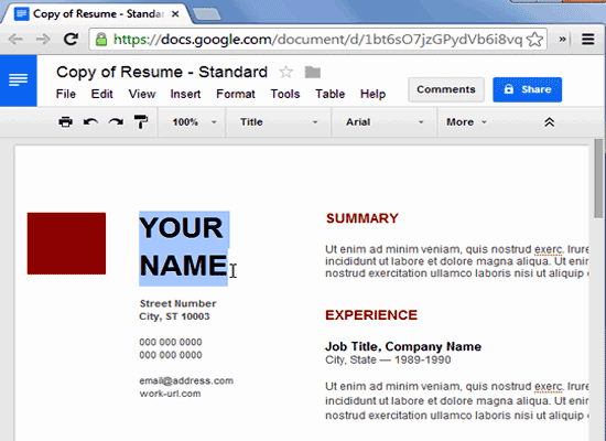 resume google template docs acting resume template seangarrette large resume on google docs seangarrette resume example google drive resume template