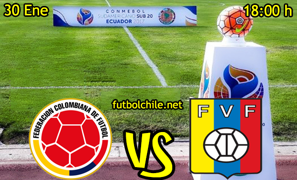 Ver stream hd youtube facebook movil android ios iphone table ipad windows mac linux resultado en vivo, online: Colombia vs Venezuela