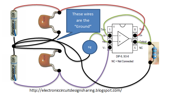 Electronic Circuit Design Sharing  What Is The Matter With