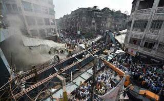 Kolkata Flyover Collapse Tragedy