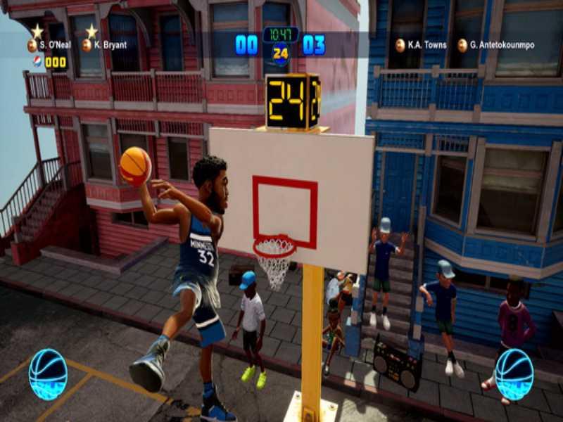 Download NBA 2K Playgrounds 2 Game Setup Exe
