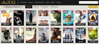 5 Situs nonton film bioskop subtittle indonesia paling recommended