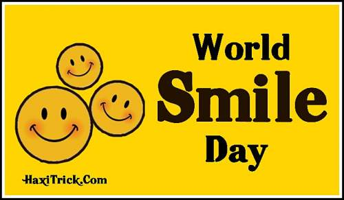 World Smile Day 2 october 2020 In Hindi