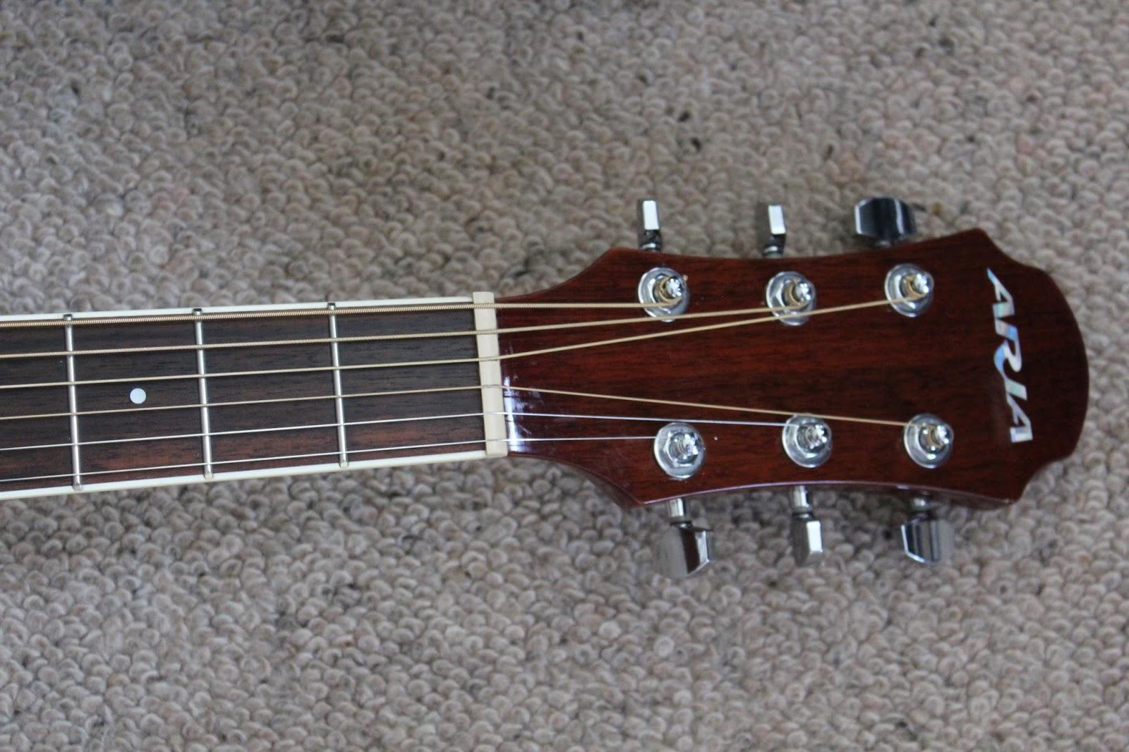 Acoustic Guitar Plucking Etc 2015