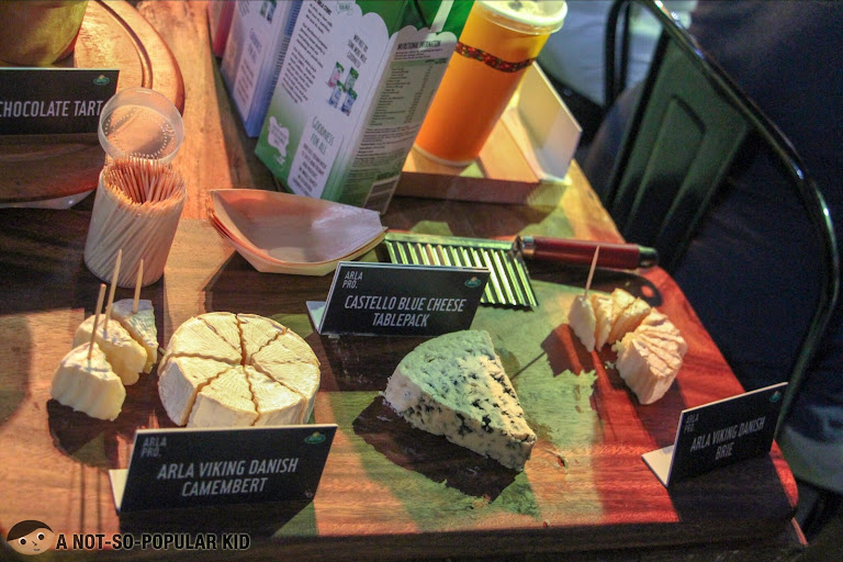 Arla Products and Cheese