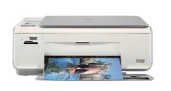HP Photosmart C4200 Download drivers & Software