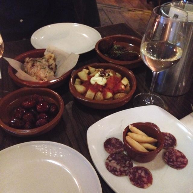 Hello Freckles Tapas Spanish Food Wine