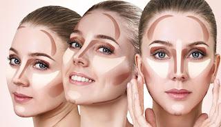 Contouring: Tips και βήματα για σωστά κοψίματα στο μακιγιάζ προσώπου (φωτο & βιντεο)