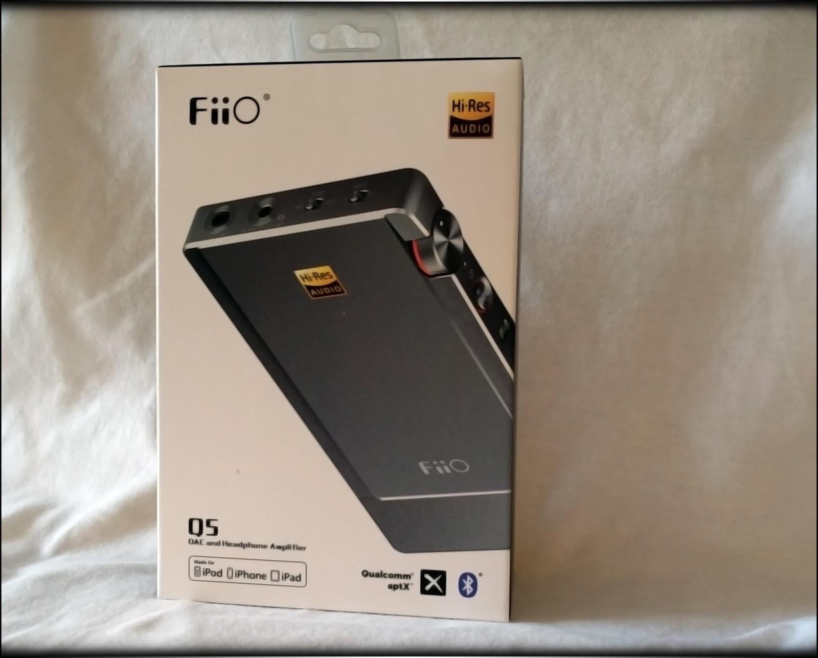 FiiO Q5 - Rule Them All - Audiophile-Heaven