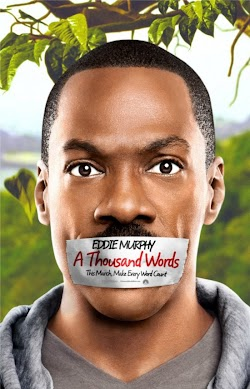 A Thousand Words Hollywood Movie 2012 Online Eddie Murphy Allison Janney First Look Poster
